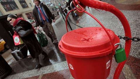 gty salvation army kettle nt 111212 wblog Keeping the Salvation Army Pot Boiling With Gold and a Diamond