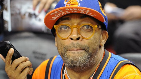 gty spike lee jp 120328 wblog Spike Lee Incorrectly Tweets Address of George Zimmerman