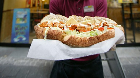 gty subway mi 130125 wblog Instant Index: Subway Apologizes to Hungry Fans for Sandwich Length