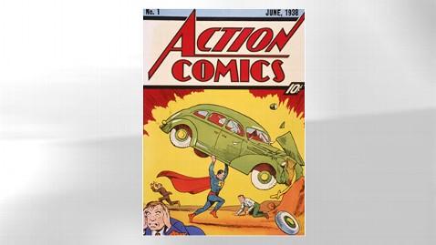 gty superman comics jt 130418 wblog Instant Index: Superman Soars Into 75th Anniversary