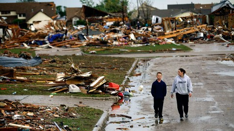 Oklahoma Tornado: How Experts Classify Twisters
