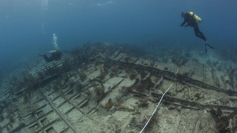 ht 100 year wreck kb 121203 wblog 1911 Shipwreck Identified Off Florida Coast