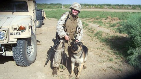ht Sergeant Rex nt 120319 wblog Military Dog Sgt. Rex Returned to Handler After 6 Years
