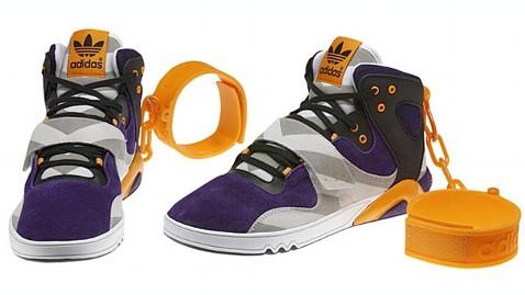 shoe of adidas