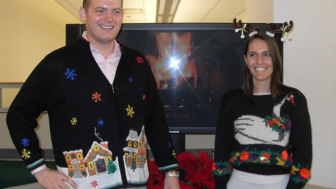 ht caitlin proctor ugly christmas sweaters jt 111208 wblog The Craze Behind That Ugly Christmas Sweater