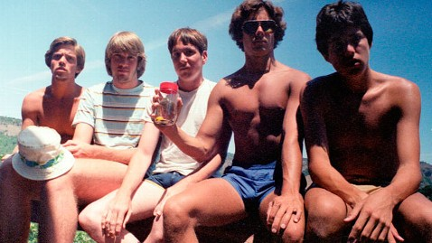 ht copco lake 1982 kb 120727 wblog Photo Blog: 5 Guys Capture 30 Years of Friendship in 7 Images
