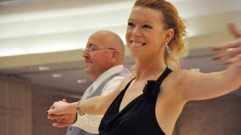 ht dancer survivor nt 130422 wblog Dancer Who Lost Foot in Boston Marathon Bombing Vows to Take to the Floor Again
