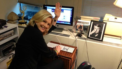 ht diane sawyer facebook chat jef 130328 wblog Diane Sawyer Gives Advice to Young Journalists, Contemplates Dancing with the Stars During Facebook Q&A