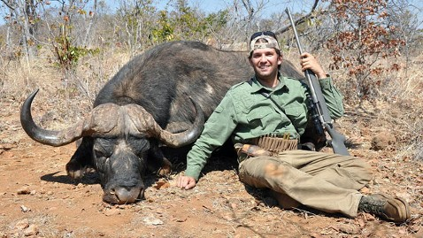 ht donald trump jr buffalo jef 120313 wblog Trumps Sons Under Investigation for African Hunting Trip
