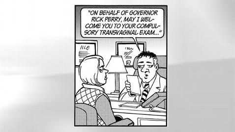 ht doonesbury comic strip jt 120310 wblog Doonesbury Takes on Texas Abortion Law