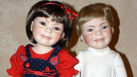 Look-Alike Dolls for Kids With Down Syndrome