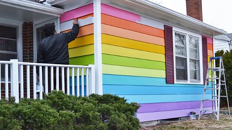 ht equality house ll 130320 wblog Equality House Encroaches on Anti Gay Westboro Church