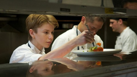 ht flynn mcgarry mi 130125 wblog Teen Chef Flynn McGarry Makes Debut at Beverly Hills Restaurant