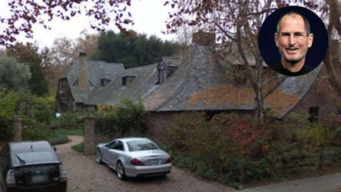 ht gty steve jobs house kb 120814 wblog Steve Jobs Home Robbed: Burglar Stole Computers
