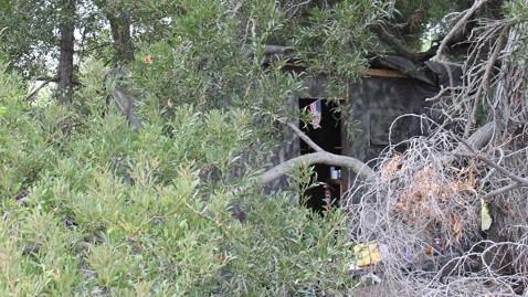 ht hidden marijuana home 2 nt 120718 wblog Camouflaged Residence Discovered in California Park
