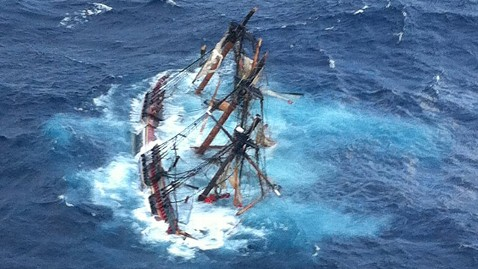 ht hms bounty ll 121129 wblog Reckless Captain Faulted in Deadly Shipwreck During Hurricane Sandy