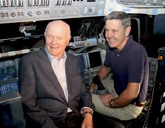 50th Anniversary: John Glenn's Earth Orbit