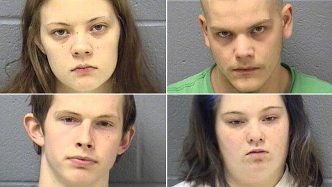 ht joliet murder mugs nt 130114 wblog  Four In Chicago Charged In Double Strangulation