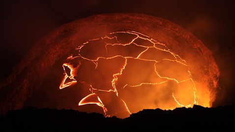 ht kilauea lava lake ll 121025 wblog Instant Index: Oldest Voice Recording; Volcanic Lake Activity