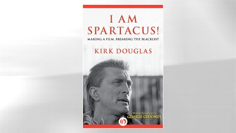 ht kirk douglas i am spartacus book jt 120630 wblog Person of the Week Kirk Douglas on Helping to Break Blacklist