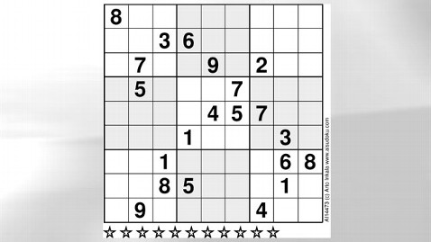 ht level 11 sudoku jef 120629 wblog Can You Solve the Hardest Ever Sudoku?