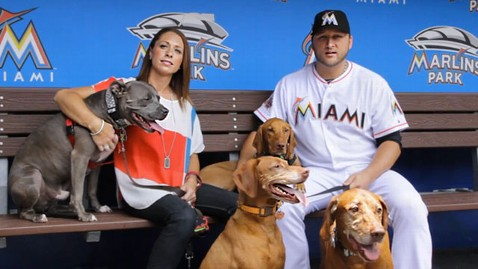 ht mark buehrle dm 130219 wblog Baseball Player Wont Move Without His Dog