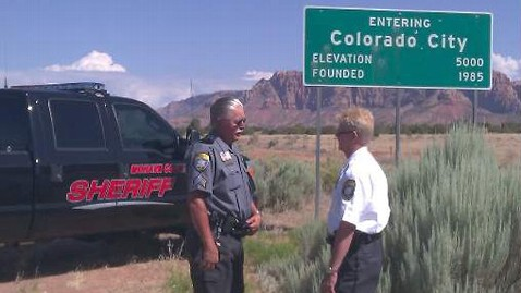 Outside Police to Patrol Polygamist Community - ABC News