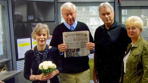 ht norma bob clark jp 121224 wblog Unlawfully Wedded for 48 Years: Couple Says I Do