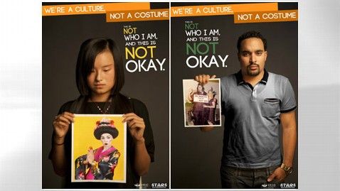 ht racism halloween costume 2 nt 111025 wblog Ohio University Students Hit Racist Halloween Costumes