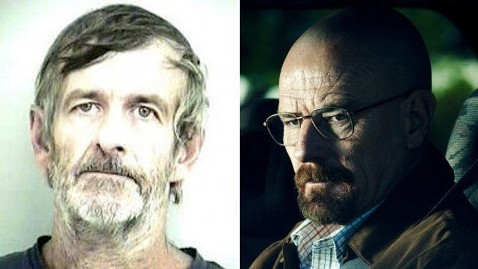ht real and fake walters 120817 wblog Real Life Walter White (Not Breaking Bad) Wanted for Meth