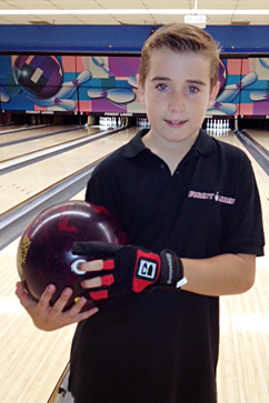 ht sam grayston perfect game ll 120716 vblog Boy, 10, Treated Daily for Cystic Fibrosis, Bowls Perfect Game