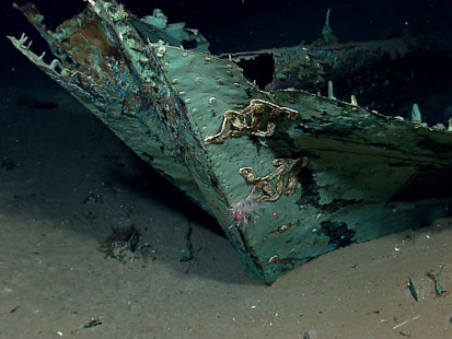 ht shipwreck lpl 120517 main 200 Year Old Shipwreck Discovered in Gulf of Mexico