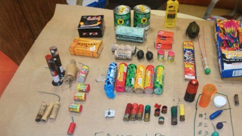 ht shotgun shells explosives ll 130420 wblog N.J. Teen Under Investigation for Possessing Explosive Devices