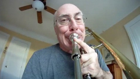 ht trombone mi 130108 wblog Musician Records Himself From His Trombones Point of View