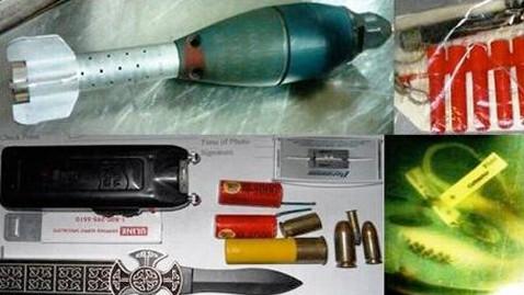 ht tsa finds ll 120305 wblog TSA Confiscates 4 Guns a Day