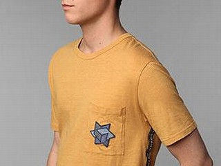 PHOTO: The Anti-Defamation League condemned Urban Outfitters for selling a t-shirt with a symbol that looks like the yellow Star of David Jews were forced to wear in Nazi Europe.