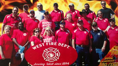 ht west texas fire dept lpl 130423 wblog First Responders Knew Texas Plant Would Explode But Stayed, Firefighters Say