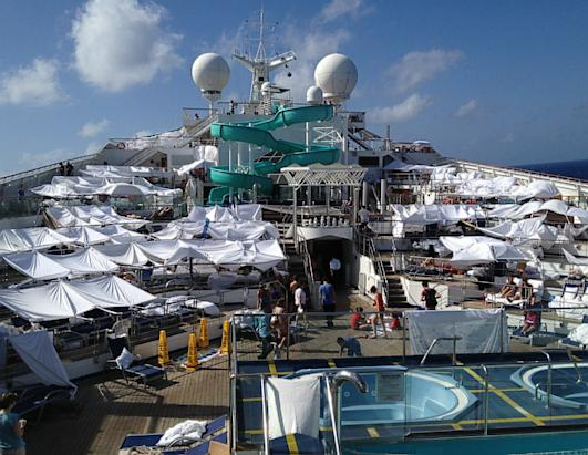 Carnival Cruise Ship Photos And Images Abc News