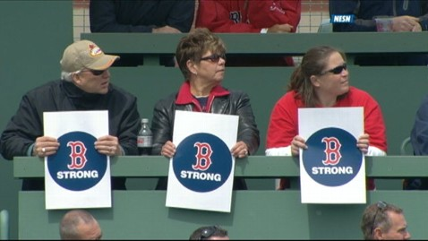 nesn redsox4 ceremony jt 130420 wblog LIVE UPDATES: Boston Bombing Suspect in Custody, Day 2