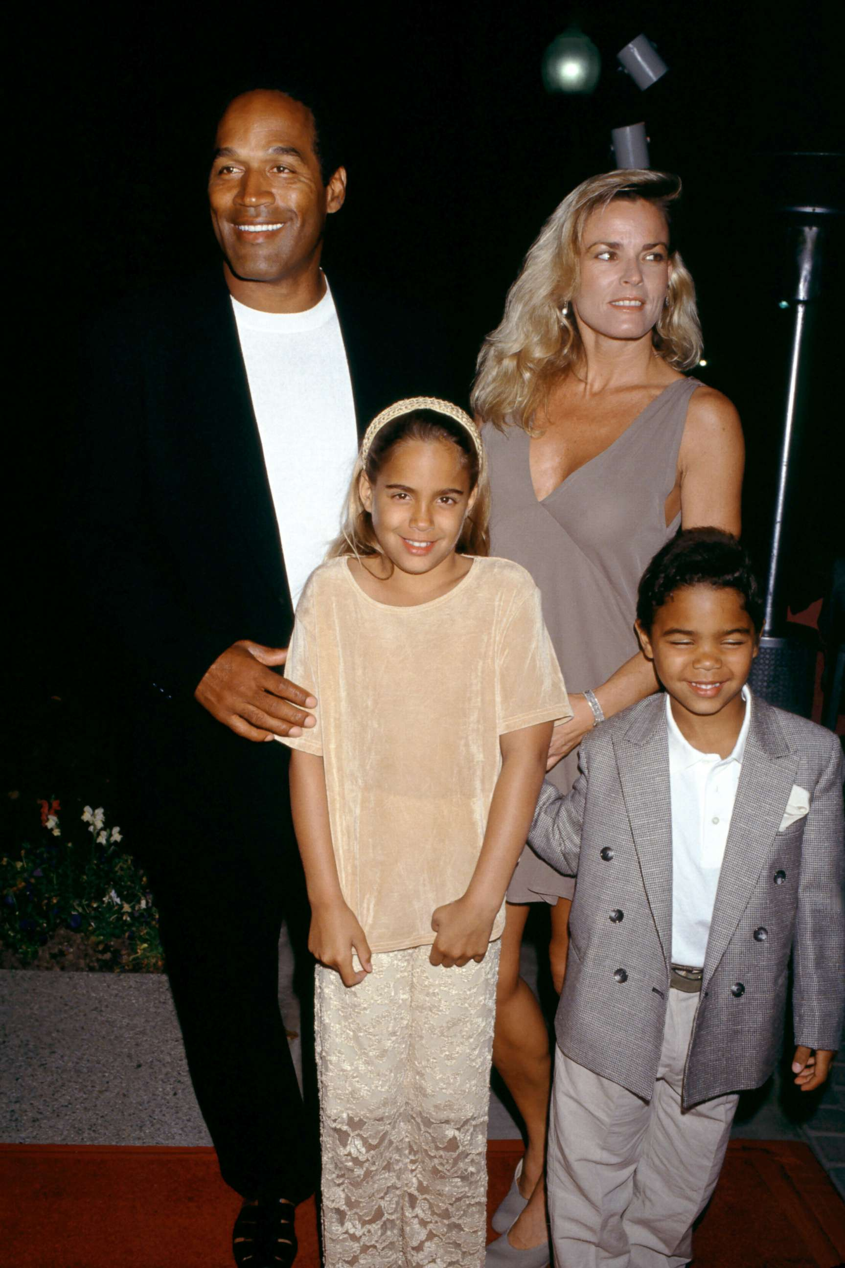 Nicole Brown and O.J. Simpson were once like any other