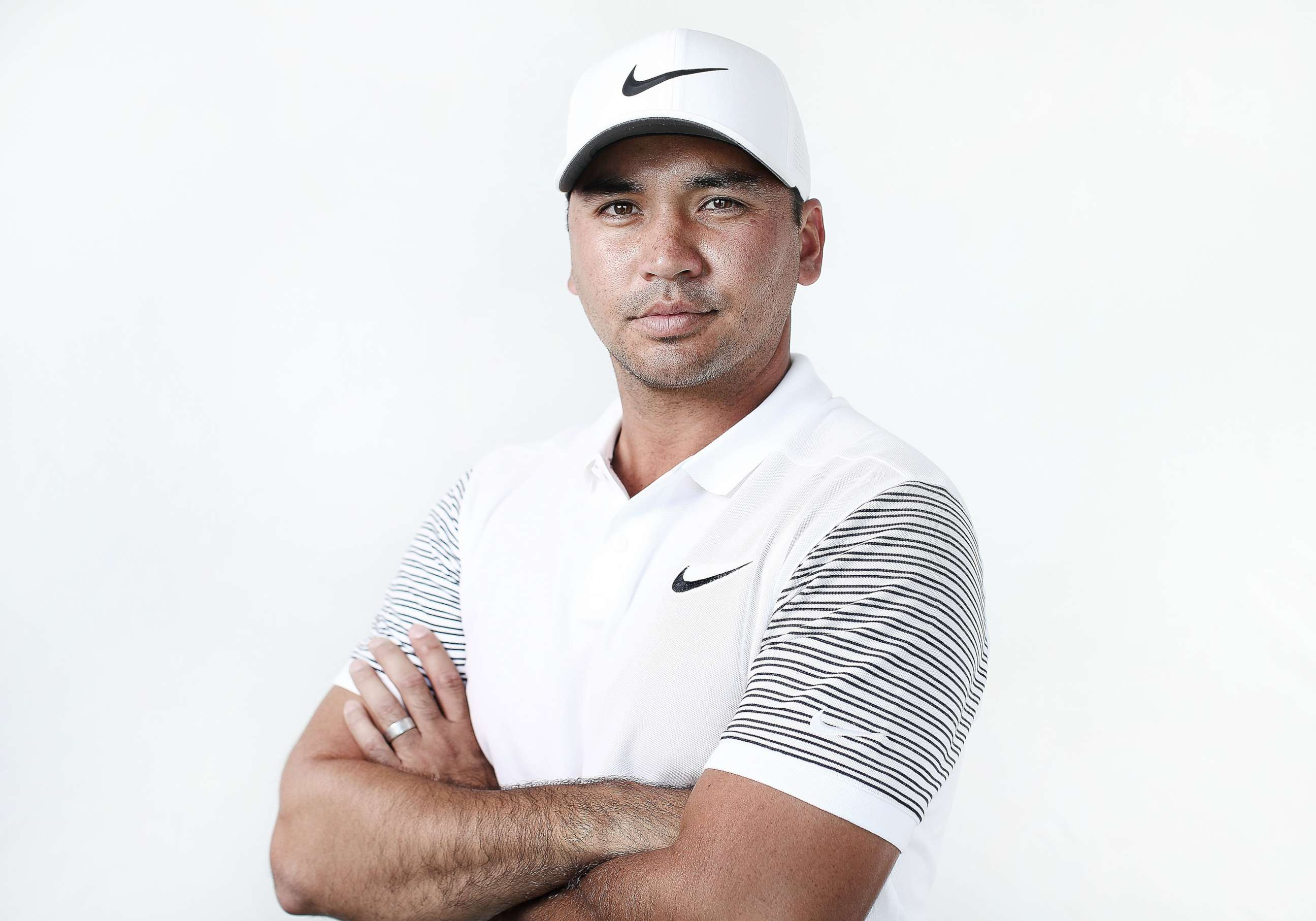 PHOTO: Jason Day of Australia poses for a portrait ahead of the Zurich Classic at TPC Louisiana, April 24, 2018 in Avondale, La.
