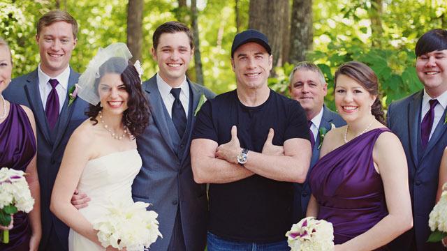 spl travolta wedding kb 130605 wmain Instant Index: John Travolta, Wedding Crasher