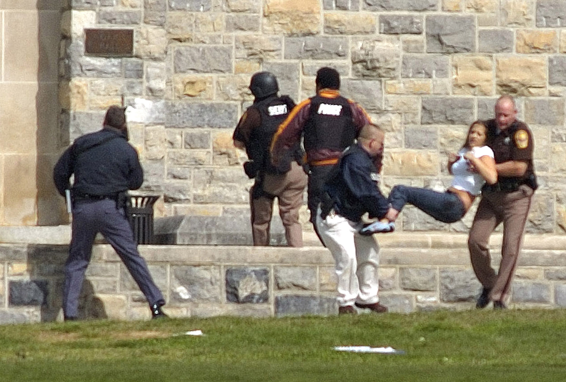 virginia massacre The virginia tech massacre, which claimed 33 lives on april 16, 2007, was the nation's deadliest campus shooting, but it was far from the last.