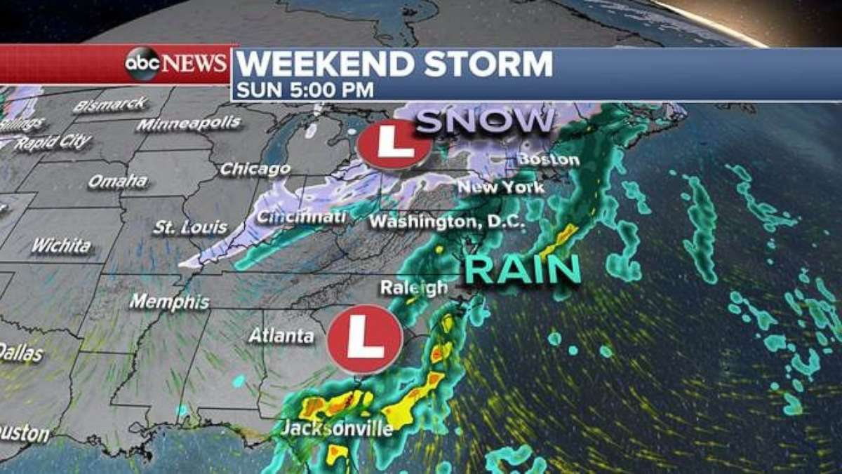 Live Weather News Map and Videos