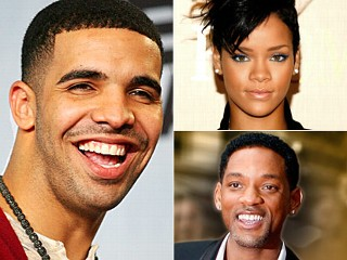 PHOTO New artist Drake is romantically linked to Rihanna
