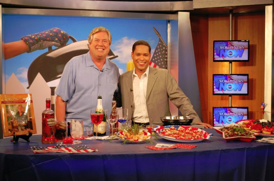 120629 wnn tim laird july 4th July 4th Food and Drink Ideas   VIDEO