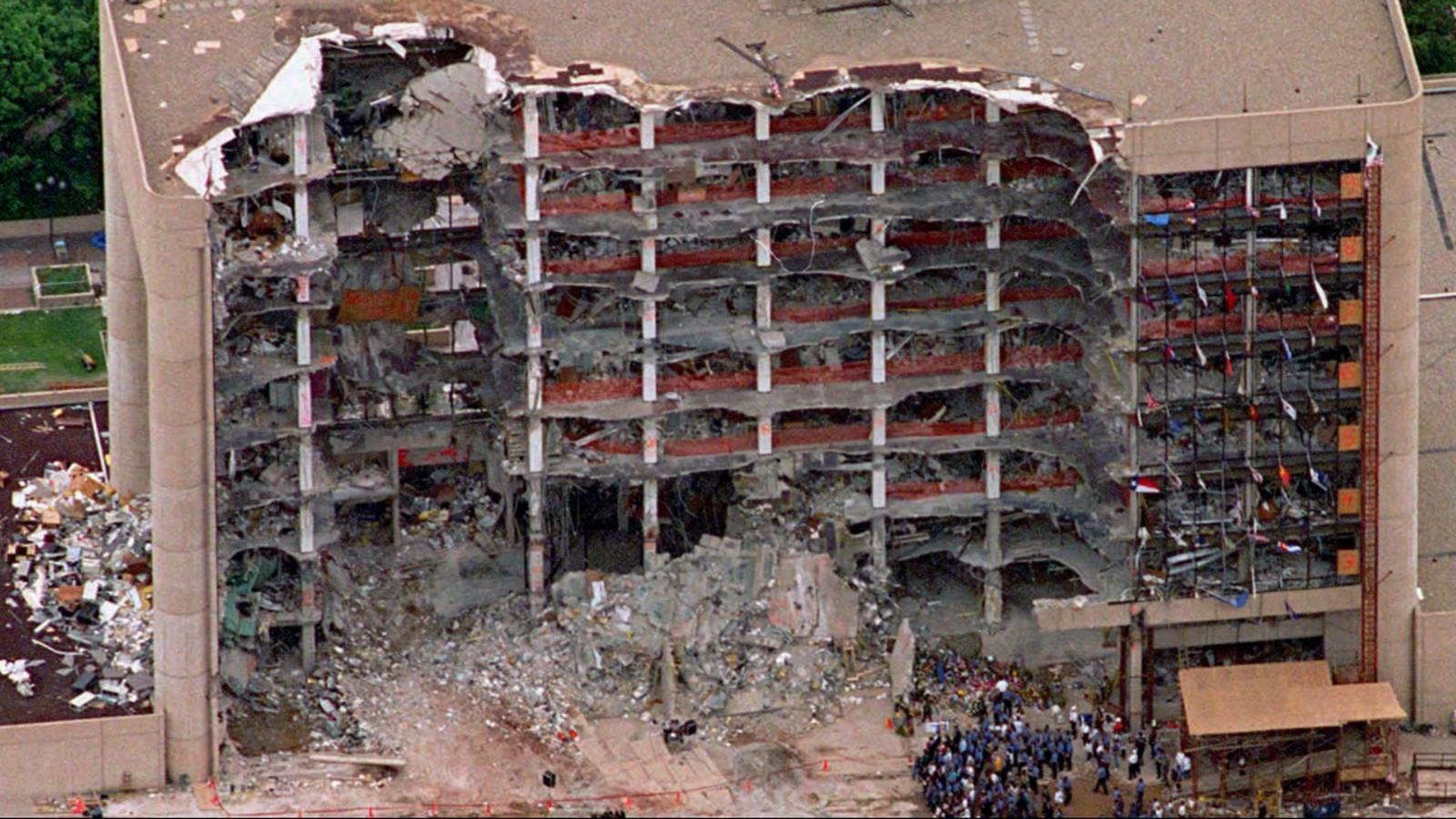 Oklahoma City Bombing Videos at ABC News Video Archive at abcnews.com