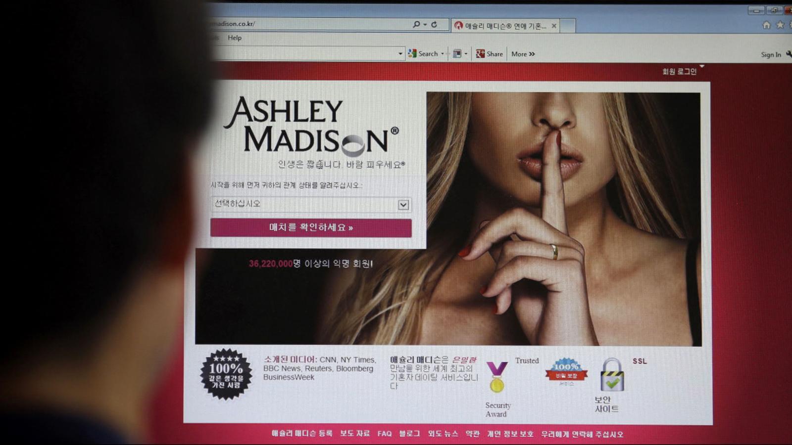 ashley madison dating site toronto