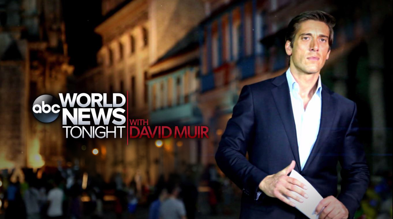 David Muir Abc Gay - Full Naked Bodies