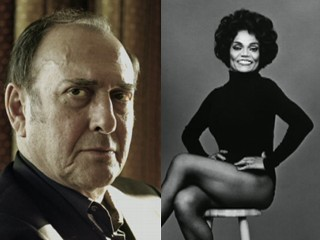Harold Pinter and Eartha Kitt Die